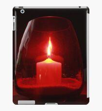 Flaming Red iPad Case/Skin