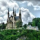 St Apollinaris Church. by Lilian Marshall