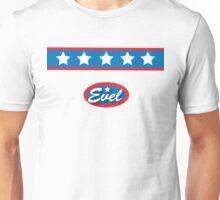 Evel Knievel - Horizontal Strip V.1 Unisex T-Shirt