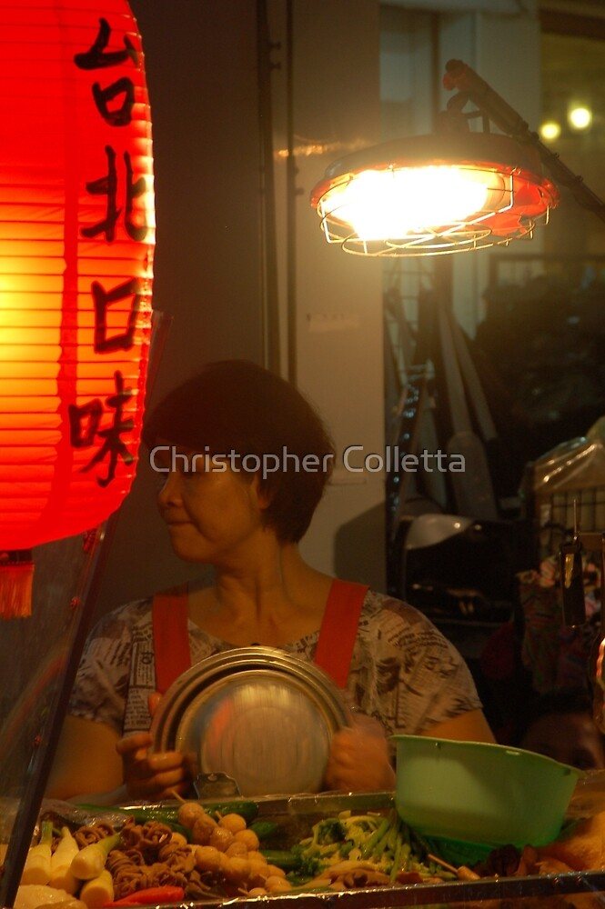 Taiwan Flavor by Christopher Colletta