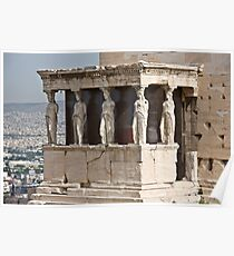 Acropolis Women Poster