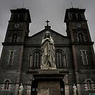 Basilica of St. John the Baptist - St. John's, Newfoundland by Benjamin Brauer