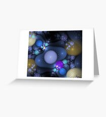 Bubbles bubbling  Greeting Card