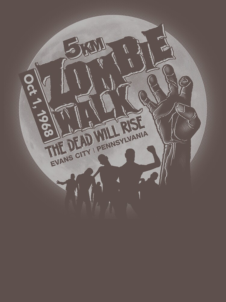 Zombie Walk - Grey by rubyred