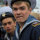 Russian eyes in Shetland by NordicBlackbird
