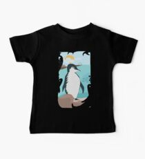 Penguin Vacation Kids Clothes