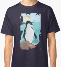 Penguin Vacation Classic T-Shirt