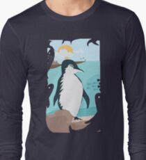 Penguin Vacation T-Shirt