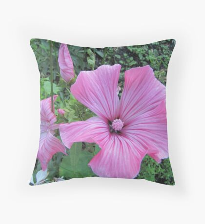 A dream in pink Throw Pillow