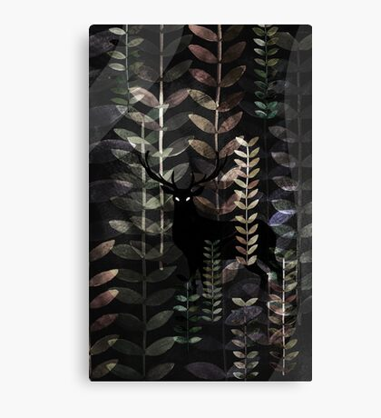 glass forest Canvas Print