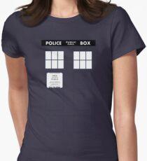 Tardis Door (Version 1) T-Shirt