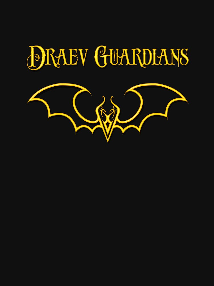 Draev Guardians fang wing symbol by ERawls
