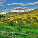 Leading to Keswick over the Hills by Elaine123