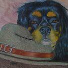 Wherever I lay my hat by Sharon Herbert