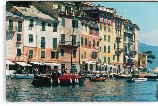 PORTOFINO...Italy... EUROPA--- 5000  VISUALIZZAZ. 2013. VETRINA RB EXPLORE 17 MARZO 2012 ---- by Guendalyn