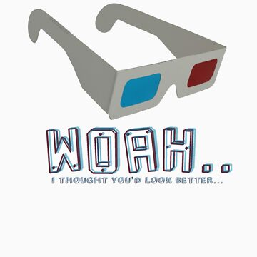 3D Glasses by rizzwizz