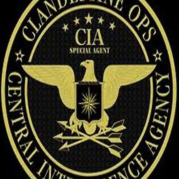 CIA by galambosb