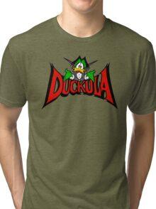 DUCKULA Tri-blend T-Shirt