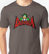 Duckula Slim Fit T-Shirt