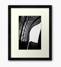 Toronto City Hall 4 Framed Print