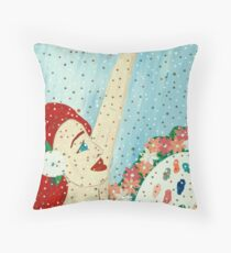 Creating Silver Linings Throw Pillow