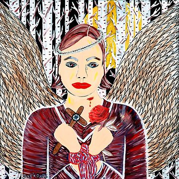 Angelic Darkness by JaneAParis