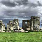 Stonehenge by Vanessa Pike-Russell