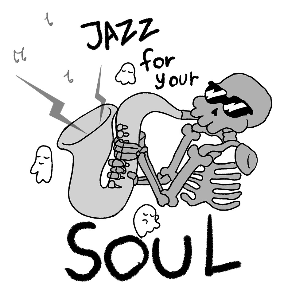 jazz for you soul- by c0ke964 by rattlemybones