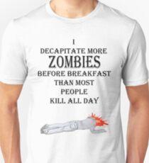 zombie breakfast T-Shirt