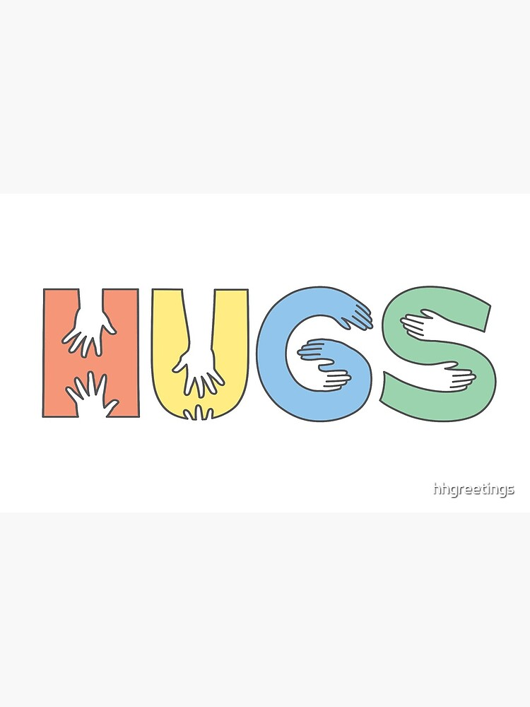HUGS by hhgreetings