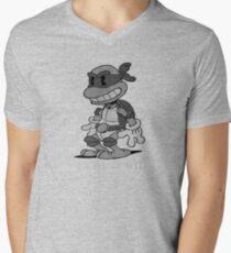 Turtle Power Men's V-Neck T-Shirt