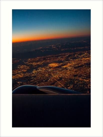 Fly Toward the Morning by Kelushan