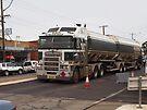 MacInnes Tanker Services Kenworth K108 BF84WD by Joe Hupp