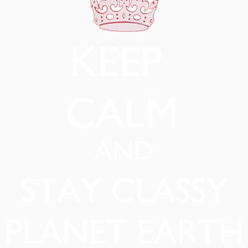 KEEP CALM CHAMP! by johntheone