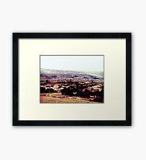 Dreea'at Village Framed Print