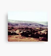 Dreea'at Village Canvas Print