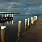 Rainbow Magic - Beaumaris Vic. by Greg Earl
