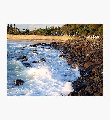 Duranbah Beach Photographic Print