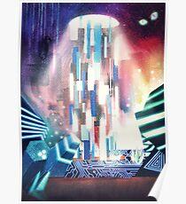 Xylinic illustrated by Disney aspiring animator & artist Poster