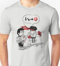 Hadoken? Unisex T-Shirt