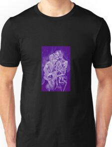 Halloween Skeleton Welcoming The Corpse After Kubista T-Shirt