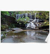 The Hidden Photographer, Somersby Falls Poster