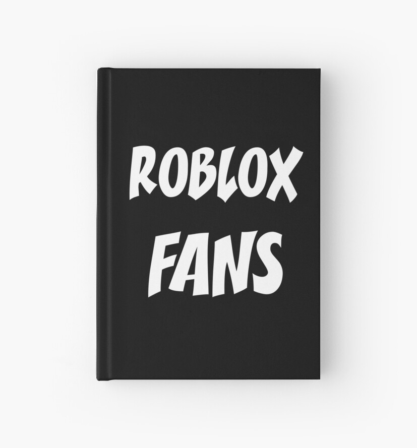 Roblox Lover 36 Roblox Fans Hardcover Journal By Temo00o Redbubble