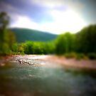 Tilting on the River by DmitriyM