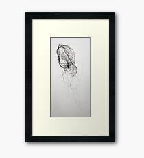 ...vaguely biological... Framed Print