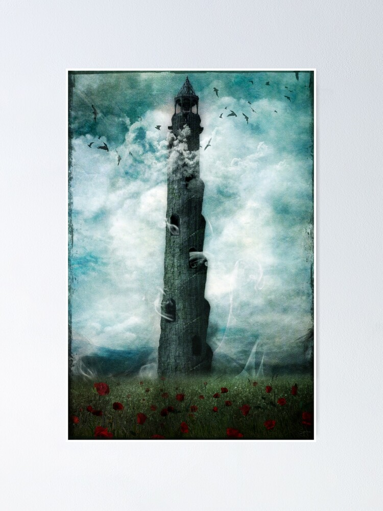 Alternate view of The Dark Tower Poster