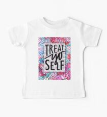 Treat Yo Self Parks and Recreation  Kids Clothes