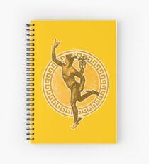 Cuaderno de espiral Mercury I - Gold Variant