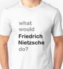 Nietzsche? Unisex T-Shirt