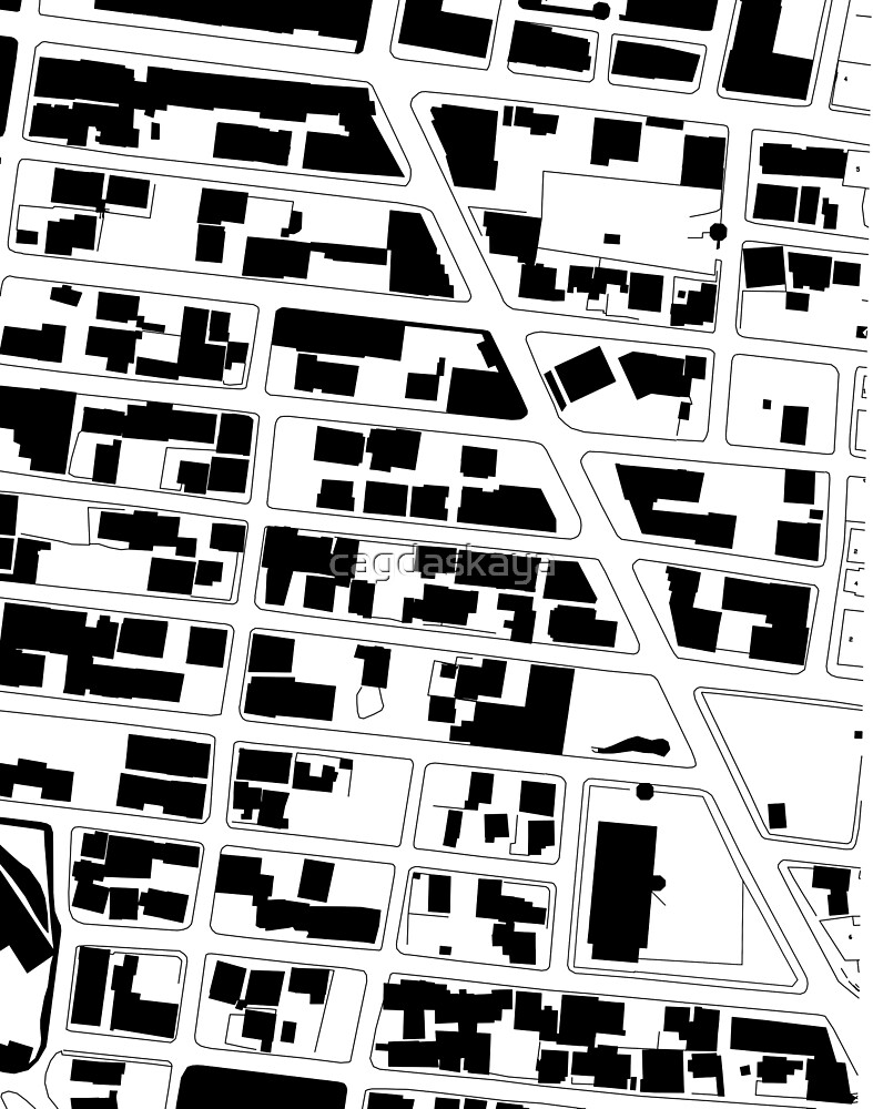 Urban Pattern by cagdaskaya